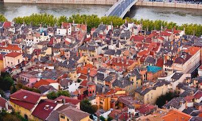 Tempat wisata di Lyon, France (Prancis)