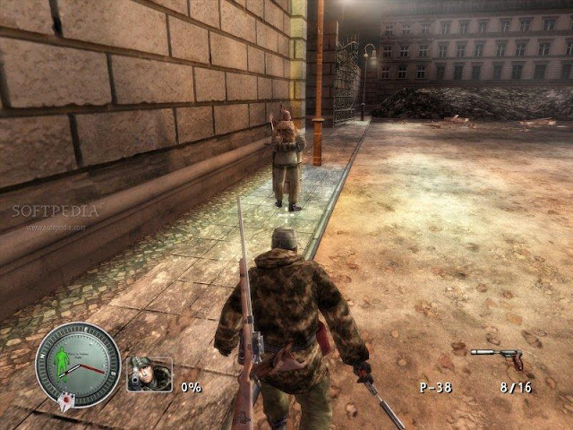 Sniper Elite 1 Full Version PC Gameplay 2
