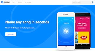 Britische Internet-Unternehmen: Shazam
