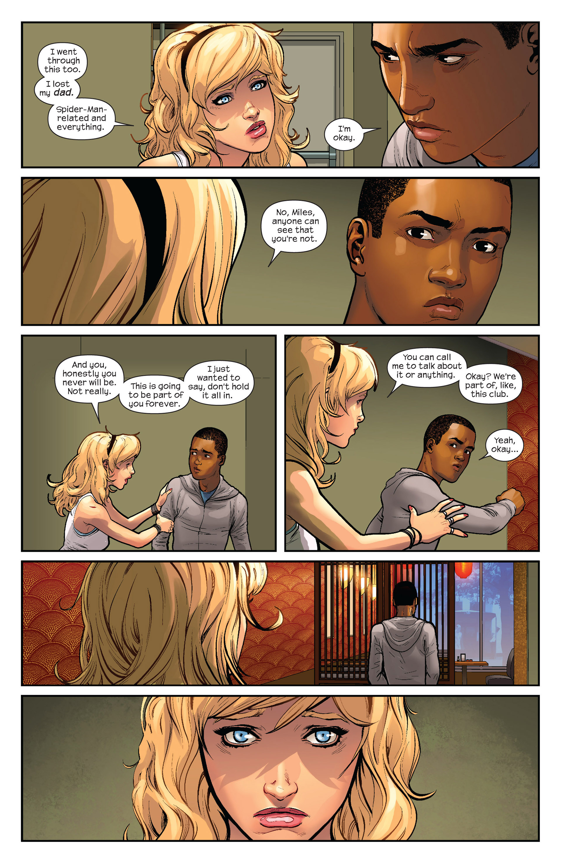 Read online Ultimate Comics Spider-Man (2011) comic -  Issue #23 - 16