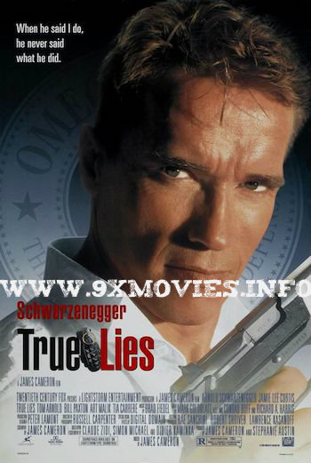 True Lies 1994 Dual Audio Hindi 720p BluRay 990mb