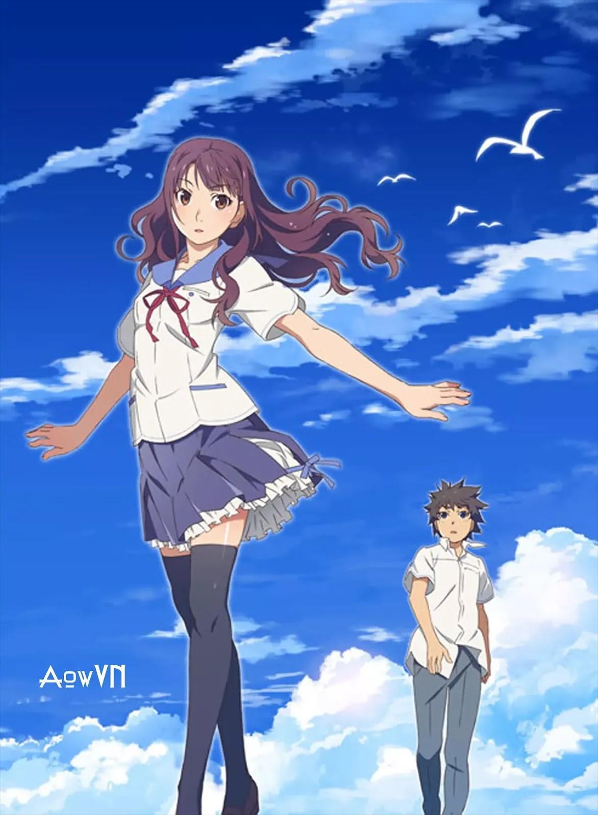 AowVN.org minz%2B%25287%2529 - [ Hình Nền ] Anime Uchiage Hanabi Shita Kara Miru Ka cực đẹp | AowVN Wallpapers