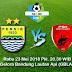 Pemesanan Tiket Pertandingan Persib VS PSM Makassar 23 Mei 2018