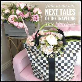 Next Tales of the Traveling Tote: Coming March 1, 2020