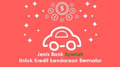 bank syariah kredit mobil