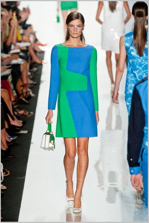 Đầm, váy họa tiết to bản, đậm 2