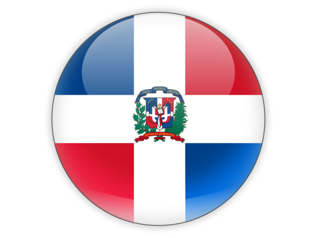 Broken Screen Wallpaper 3d Graafix Flag Of Dominican Republic