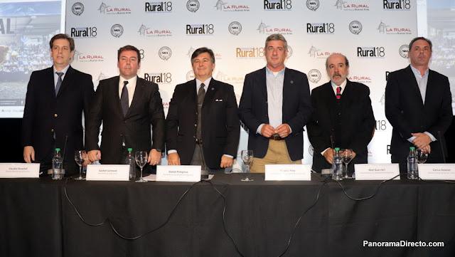 Se presentó oficialmente la 132° edición de la Exposición Rural #ExpoRural18 @larural_bsas
