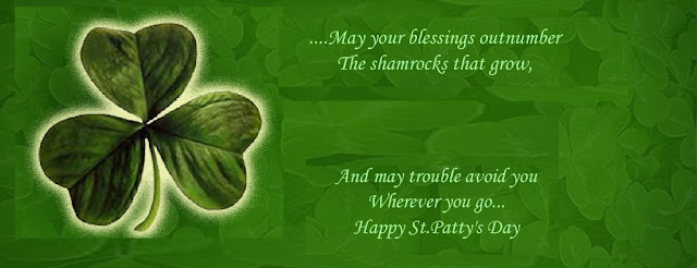 Saint Patrick's day quotes 2017 for sharing