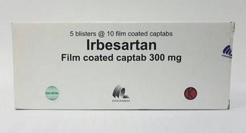 Harga Irbesartan Obat Hipertensi Ampuh Terbaru 2017