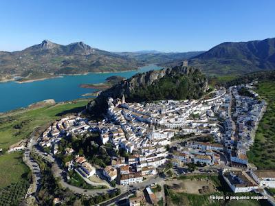 Zahara de la Sierra, Andaluzia, Espanha