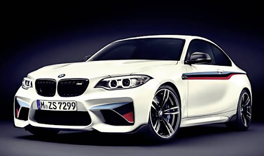 BMW M2 Factory Tuning For The F87