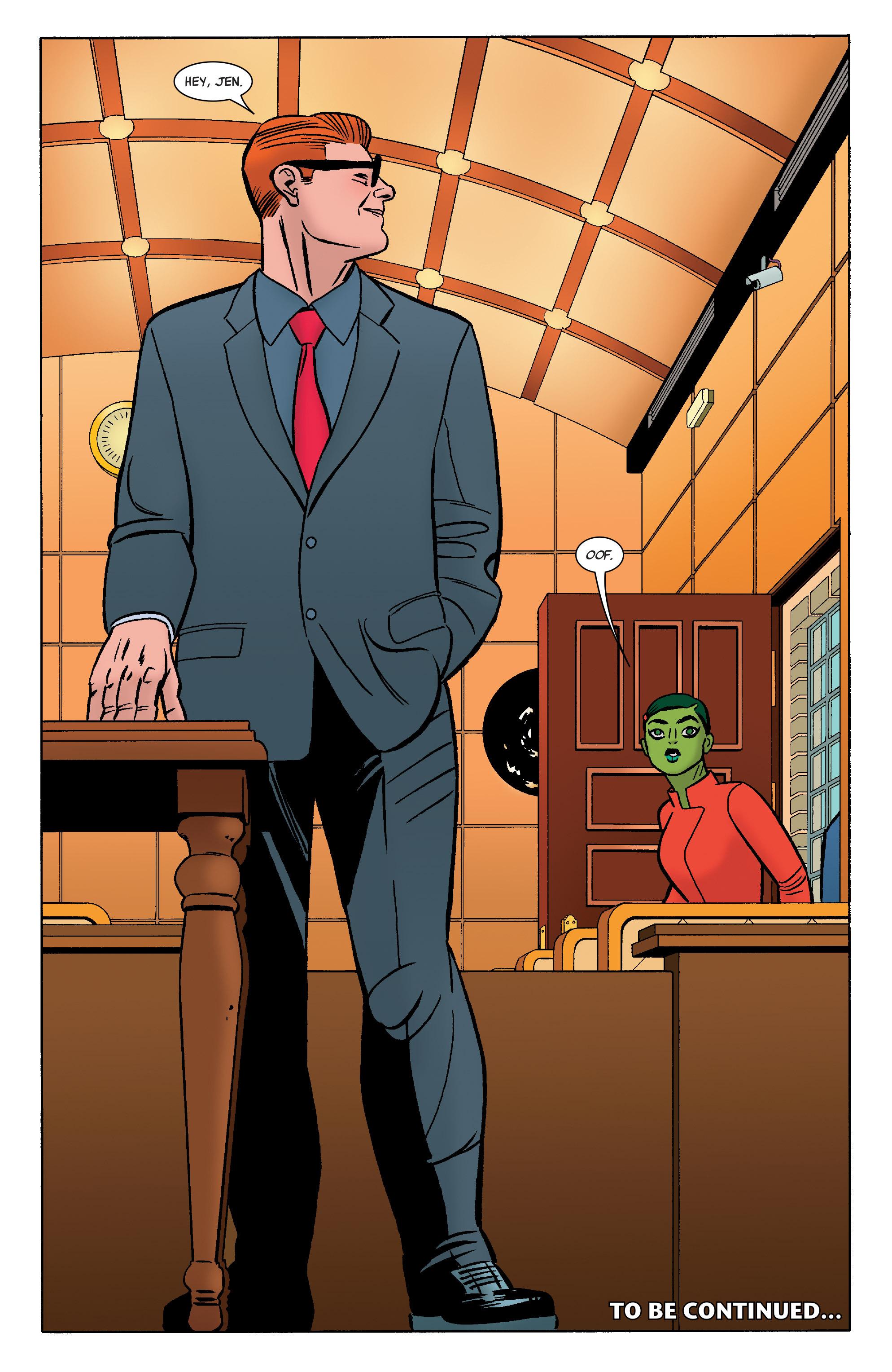 Read online She-Hulk (2014) comic -  Issue #8 - 21