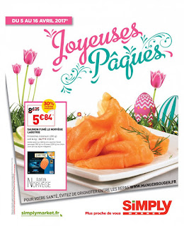 Catalogue Siply Market 05 au 16 Avril 2017