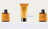 Logo Nashi Argan #ProvaNashi: ricevi gratis Sun Set con shampoo, shower gel, doposole