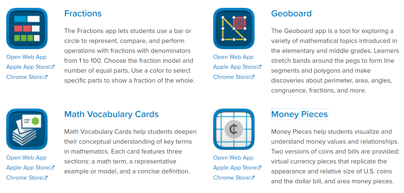Free Technology for Teachers: 10 Free Apps for Elementary