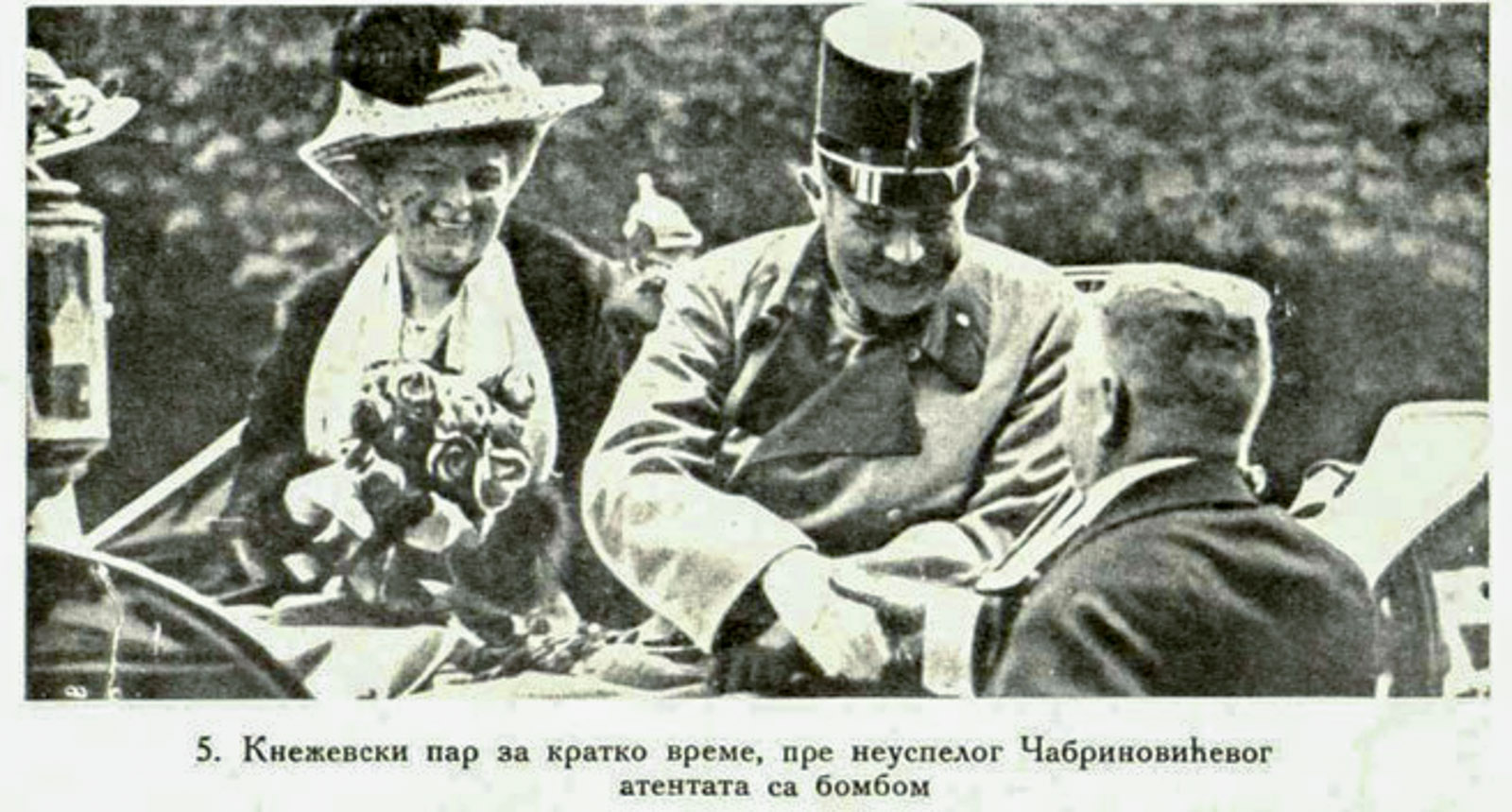 the assassination of franz ferdinand and Assassination by serbian nationalist gavrilo princip, june 28, 1914 the  assassination of archduke franz ferdinand and his wife is viewed.
