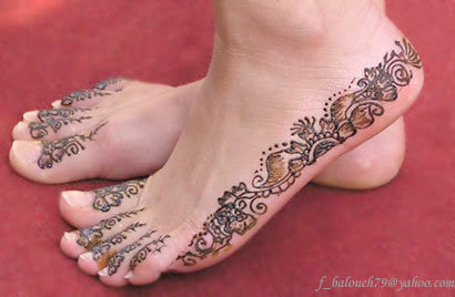 Kumpulan Motif Henna Pengantin Simple Henna Wedding Simple