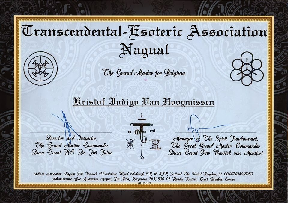 Transcendental-Esoteric Association Nagual