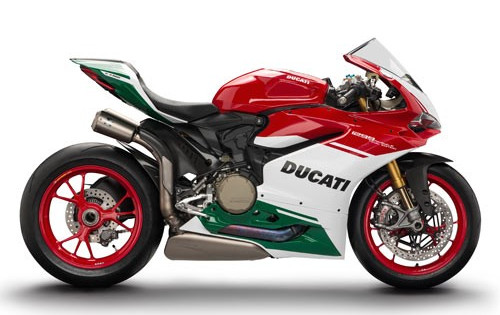 Ducati 1299 Panigale R Final Edition Trial