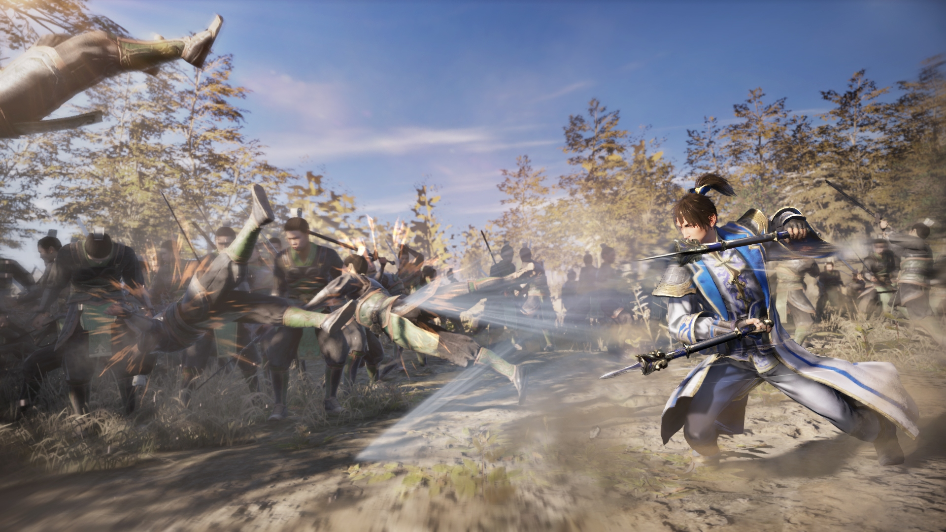 Dynasty Warriors 9 PC Dipenuhi Review Negatif!