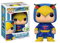Pop! Hanna-Barbera: Blue Falcon (Edición limitada a 3000 unidades)