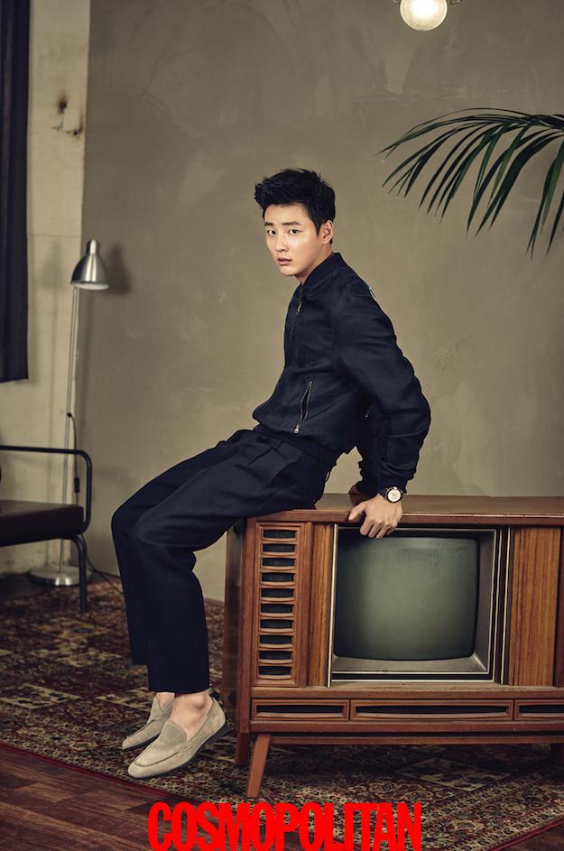 Yoon Shi Yoon, Yoon Shi Yoon Cosmopolitan