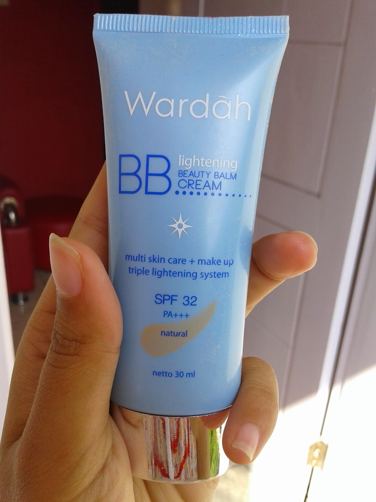 My Life: Review BB cream wardah