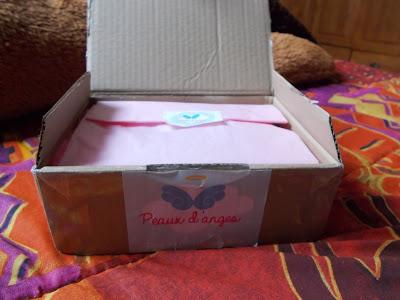 Photo boite peaux d'anges