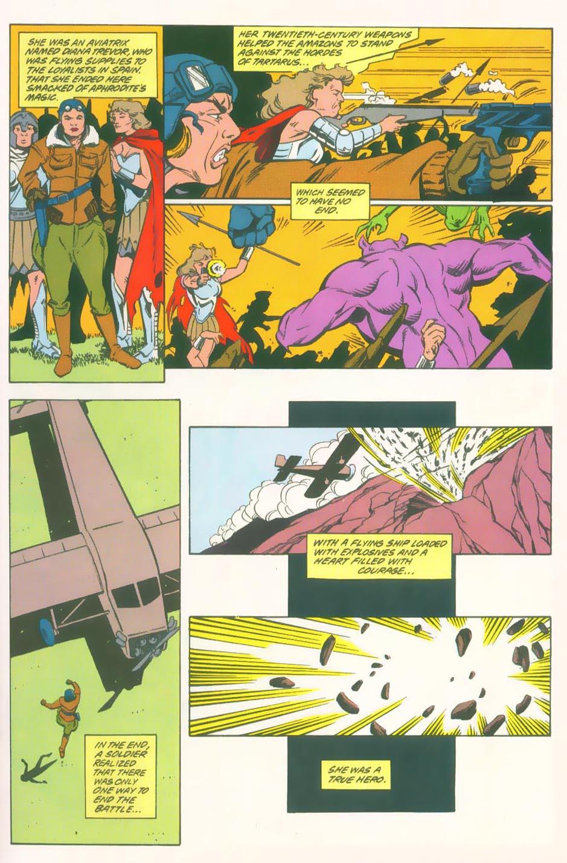 Read online Wonder Woman (1987) comic -  Issue #72 - 15