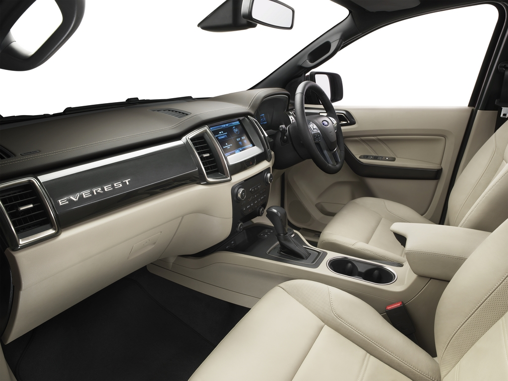 A host of convenient features have been designed with the driver in mind and for families on