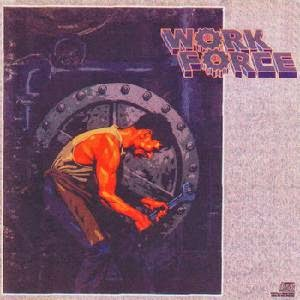 Work Force st 1989 aor melodic rock