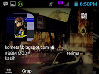 BBM MOD v3.0.1.25 Need for Speed APK Upgrade 2016 Gratis