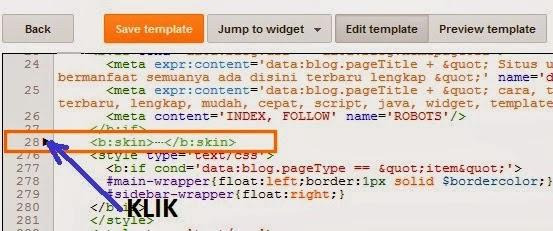 Cara Praktis Membuat scroll pada archive blog Cara Praktis Membuat Scroll Archive Blog Dengan CSS