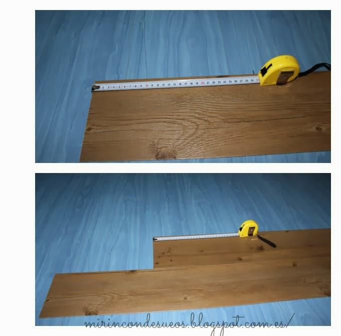 Mi rinc n de sue os paso a paso colocar un suelo de - Como colocar suelo de vinilo ...