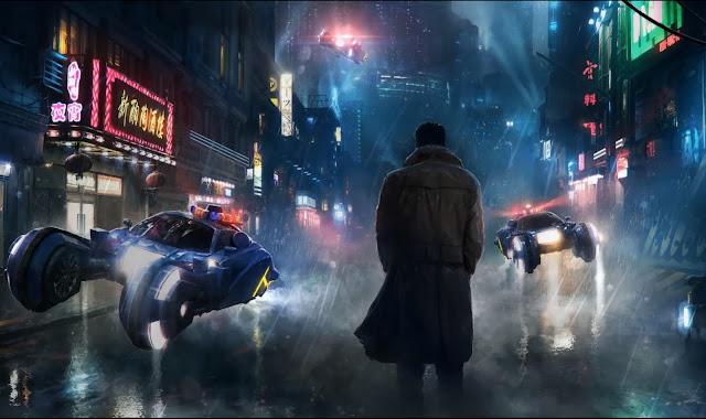 Blade Runner 2049 Cityscape Wallpaper Engine