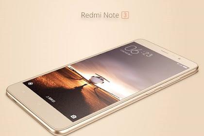 Cara Memperbaiki Masalah Xiaomi Redmi Note 3