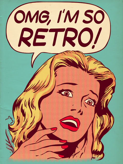 retro life happy loves rosie