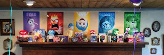 pixar inside out posters