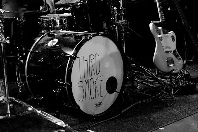 Third Smoke - Man Made Fire