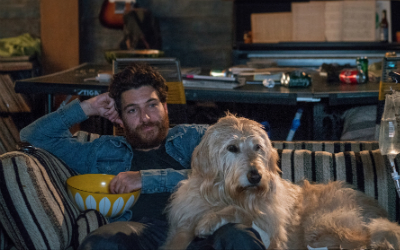 Adam Pally stars in Dog Days