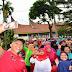 Walikota Santai Bersama KPM Kecamatan Pauh