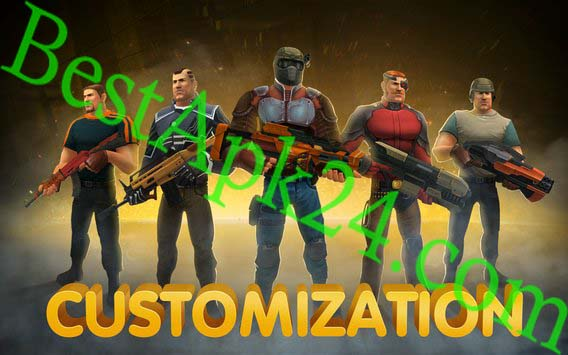 Guns of Boom – Online Shooter v2.2.2 + Mod Bestapk24 4
