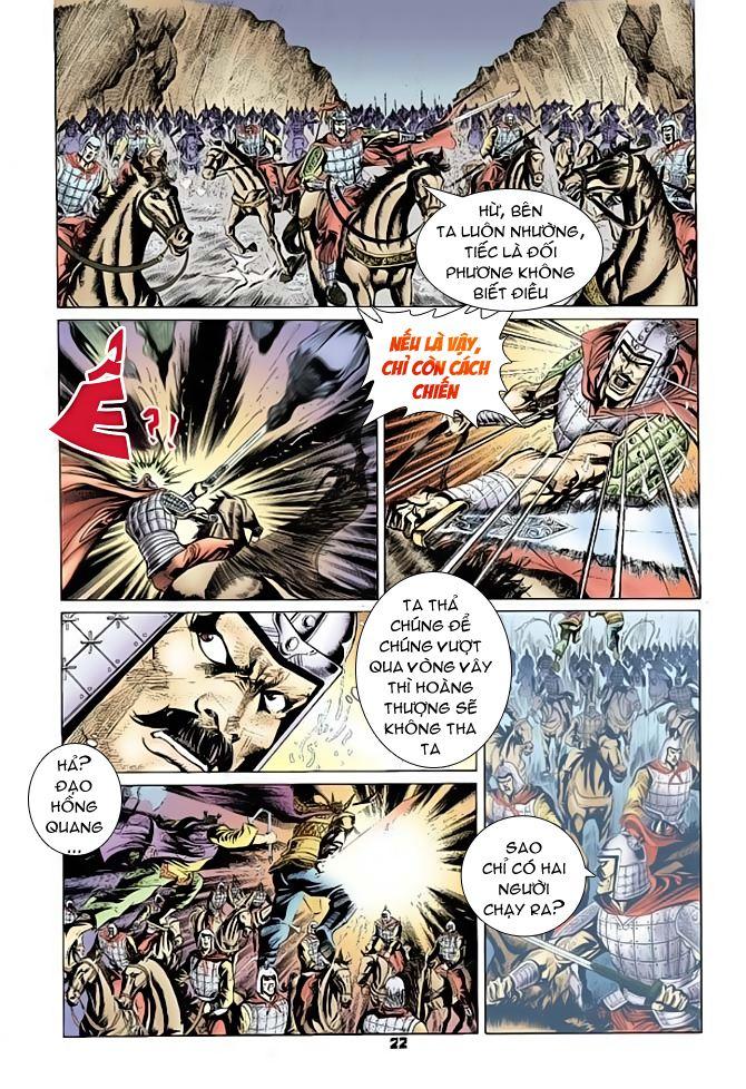Đại Đường Uy Long chapter 63 trang 21