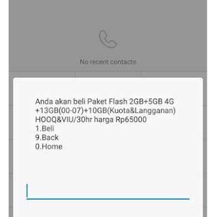Kode Paket Kuota Telkomsel 30 GB Simpati dan As