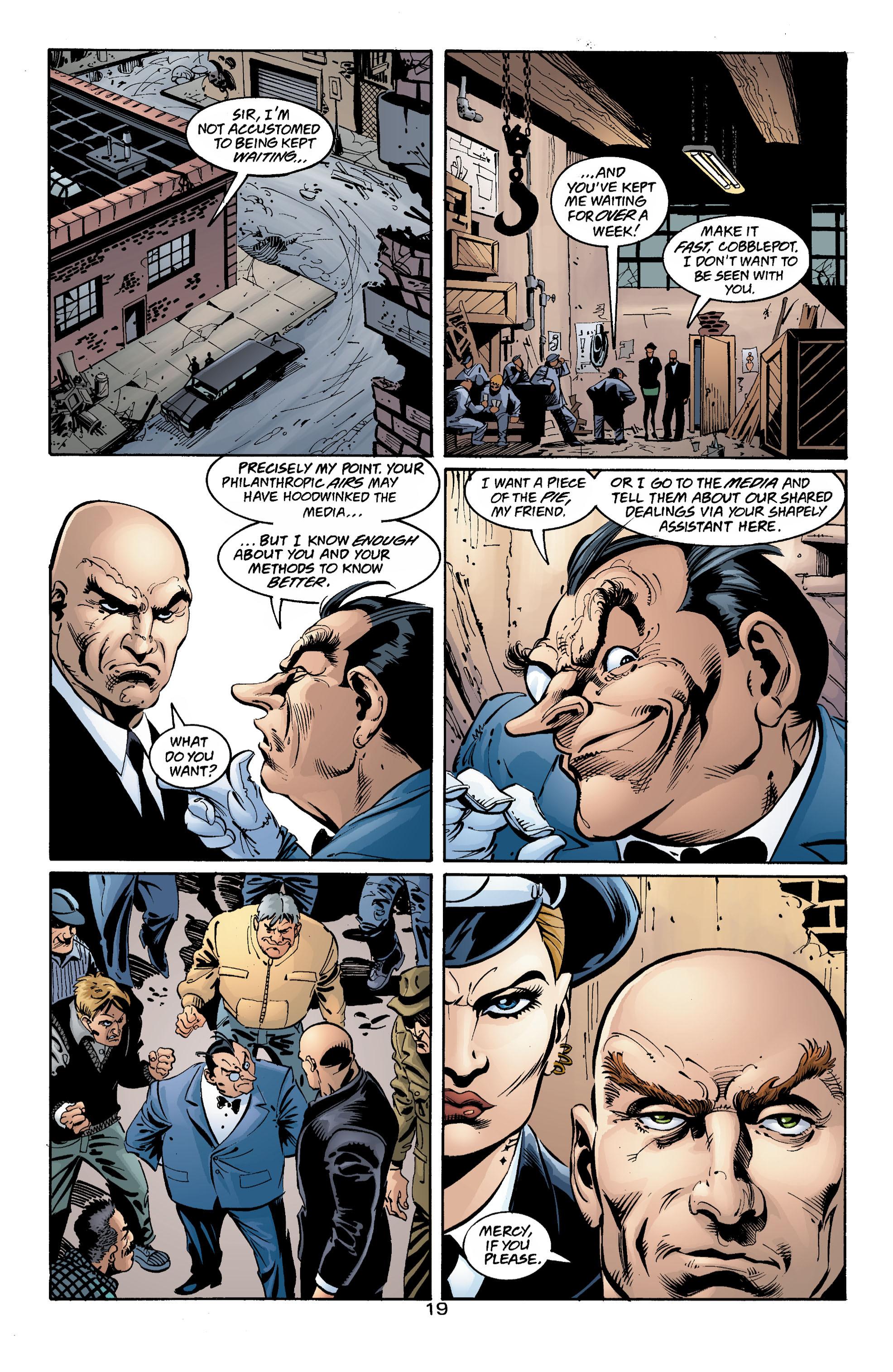 Detective Comics (1937) 740 Page 19