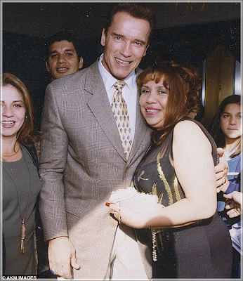 Mix Max Nutty Bag: Arnold Schwarzenegger and His Maid ...