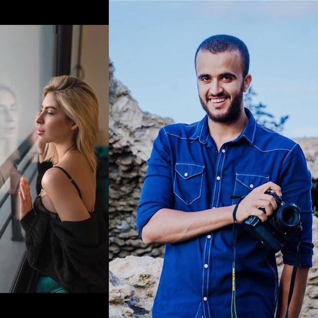 """""""حمدي الجويني """"ينتهي من جلسة تصوير مريم الدباغ ويستعد لتصوير هند صبري"""