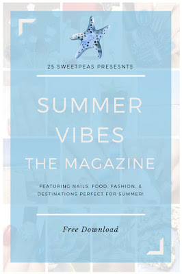 25 Sweetpeas Summer Vibes Magazine