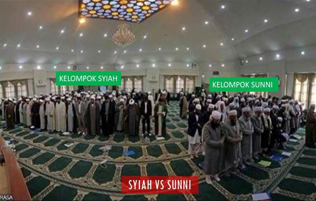 Perbedaan Syiah dan Sunni yang Paling Mendasar